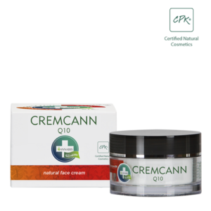 Annabis cremcann q10 φυσική κρέμα δέρματος